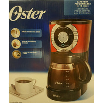 Cafetera Programable Oster 12 Tazas