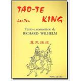 Tao Te King Livro Lao-tzu