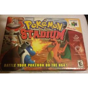 Nintendo 64 - Pokemon Stadium + Transfer Pak