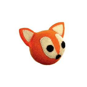 Perro Lanudo Woodland Wonkz Y Toy Cat - Fox