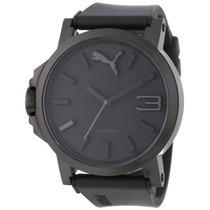 Puma Pu Ultrasize Sport Negro Reloj Masculino