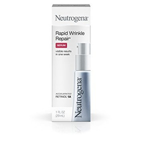 Neutrogena Creme Reparador Wrinkle Repair Serum