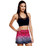 Saia Short Magia Do Mar Fitness Academia