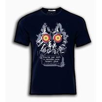 Playeras O Camiseta Majoras Mask Especial Zelda 100% Jinx!!
