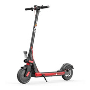 Monopatin Electrico Scooter Aut30km 500w Lcd Pto Usb Rojo U2