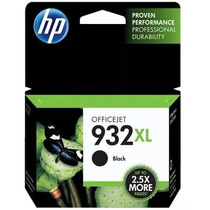 Cartucho Tinta Original Hp 932xl Negro Officejet 6100 6600