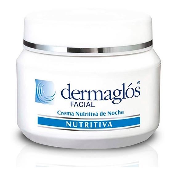 Dermaglós Facial Crema Nutritiva De Noche Reafirmante Pieles Normales Sensibles