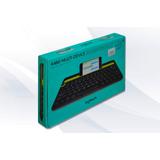 Teclado Logitech Bluetooth K480 Multidispositivos Negro