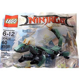 Lego The Ninjago Movie 30428 Green Ninja Mech Dragon