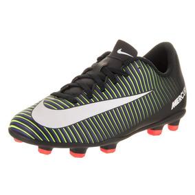 Chuteira Nike Laranja Com Verde Campo - Chuteiras no Mercado Livre ... 4a82f5fc06c8f