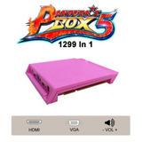Pandora Box 5s Original 1299 Juegos Para Hdmi, Vga , Crt Hds