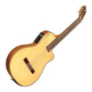 Gracia Gold Guitarra Clasica Electroacustica Con Ecualizador
