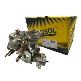 Carburador Novo Brosol H35 Alcool Monza 1.6 1.8 84 85 86