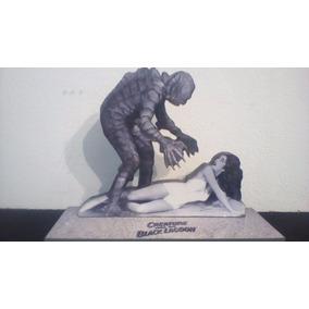 Estatuilla - Figura - El Monstruo De La Laguna Negra