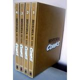Enciclopedia Historia De Los Comics Completa Toutain