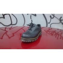 Bostoniano, Zapato Bostoniano, Con Casco De Acero