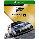 Forza Motorsport 7 Ultimate Edition Xbox One | Fast2fun