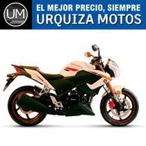 Moto Deportiva Gilera G1 250 30 Cuotas 0km Urquiza Motos