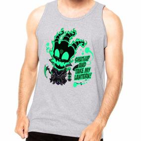 Camiseta Regata Camisa League Of Legends Brtt Kami Yoda