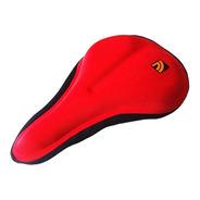 Capa De Gel Bike Ciclismo Bicicleta Prottector Vermelho