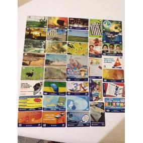 Cartão Tematico Telemar Para Colecionadores
