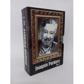 Joaquin Pardave Volumen 3 Tres Coleccion 3 Peliculas En Dvd
