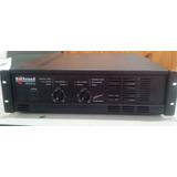 Amplificador (potência) Hotsound Hs 2.0 Sx - 2.000 Watts