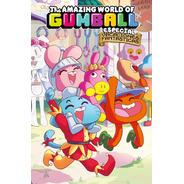 El Asombroso Mundo De Gumball Vol.2 Vacaciones Fantásticas