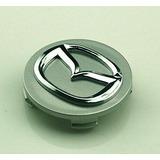 Tapa Centro Copa Rin Mazda 3 Mazda 6 + Paño Gratis