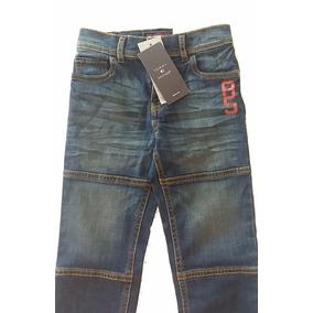 Calça Jeans Tommy Hilfiger Ajuste Cintura Tam. 3t Original