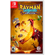 Rayman Legends - Nintendo Switch Nuevo