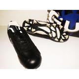 Zapatos Deportivos Beisbol G.u.k Negro Ref. It300259-y