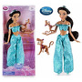 Muñeca Jasmin De Aladdin Original Disney Store! Princesas