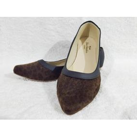 Sapatilha Feminina Sapatos Femininos Oncinha Onça
