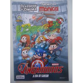 Clássicos Do Cinema Turma Da Mônica #56 Os Vingadores