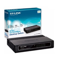 Switch Tp-link 16 Bocas 10/100 Sf1016d - Dixit Pc