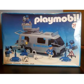 Playmobil Rede Globo No Plástico Lacrado Relíquia 1990