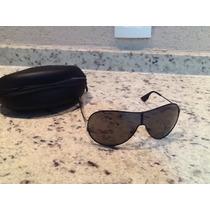 Óculos De Sol Empório Armani Masc Original- Lente Riscada