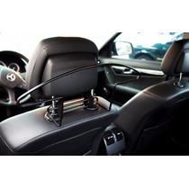Cabide Carro Preto Universal - Porta Terno Acessório Suporte