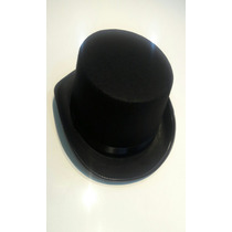 Sombrero De Copa Ideal Para Disfraz Catrina Despedida