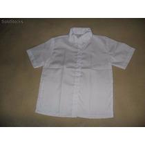 Camisas Blanca Colegial Talla 12-14-16