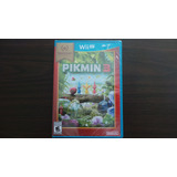 Pikmin 3 Wii U Nuevo Sellado