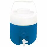 Galao Termico Com Torneira Obba Capacidade 8 Litros - Azul