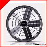 Exaustor E Ventilador De Parede Industrial Alta Vazão 30cm