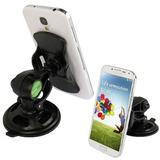 Para Vehiculo Soporte Copa Succion Gps Samsung Galaxy S4