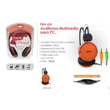 Audífonos Multimedia Para Pc Dba6260