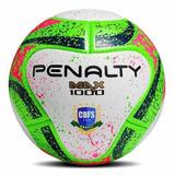 Bola Penalty Futsal Max 1000 Termotec Profissional Original