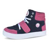 Bota Feminina Fitness Lughato Sneaker V2