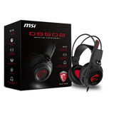 Msi Ds502 Gaming Headset Auriculares Sonido 7.1 Virtuales