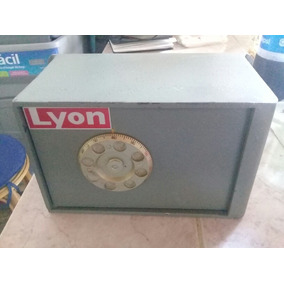 Caja Fuerte De Seguridad Marca Lyon Usada Entrega Margarita
